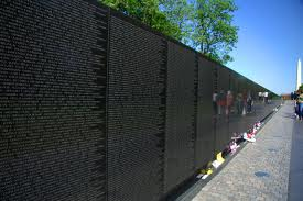"Maya Yin Lin's Vietnam Veterans Memorial ""The Wall"""