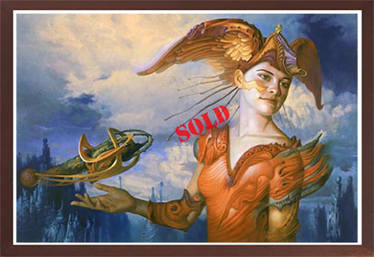 Bruvel- EARTHS MESSENGER SOLD