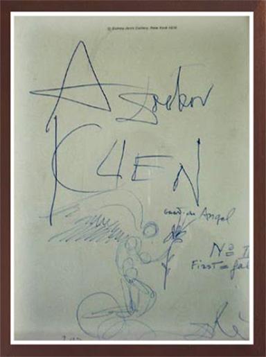 DALI--Klein--Angel