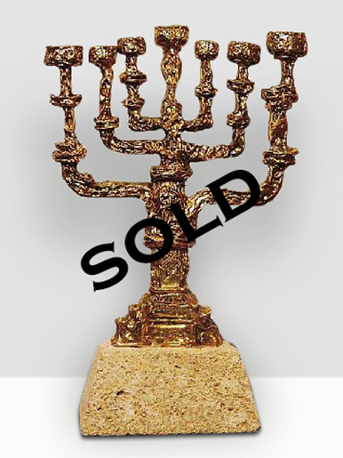 DALI--Menorah--SOLD