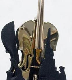 Arman Sculpture La Fenice