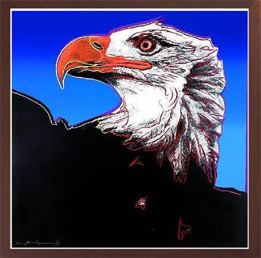 WARHOL- AmericanEagle