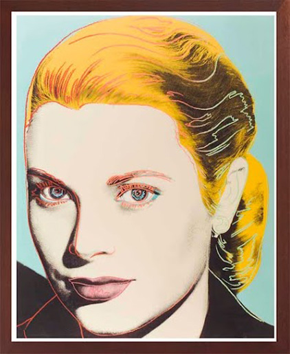 WARHOL- GraceKelly