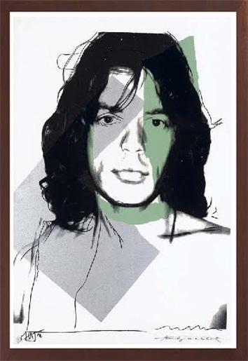 WARHOL- Jagger138
