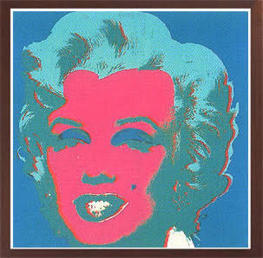 WARHOL- Marilyn