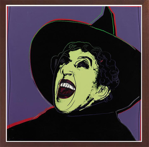 WARHOL- Witch