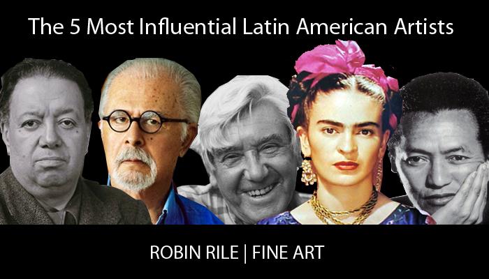 5 latin american artists