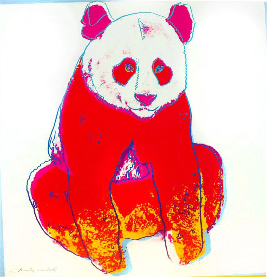 andy-warhol-endangered-species-giant-panda