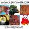 Andy Warhol Endangered Species Porfolio