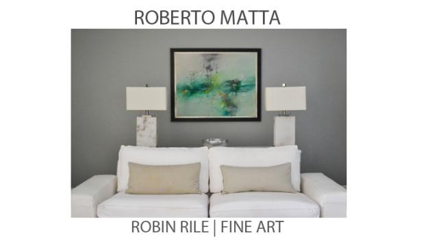 Roberto Matta Painting for sale