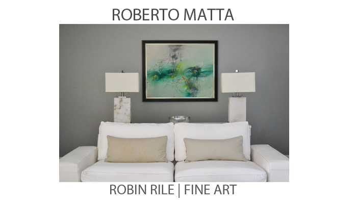Roberto Matta Painting for sale