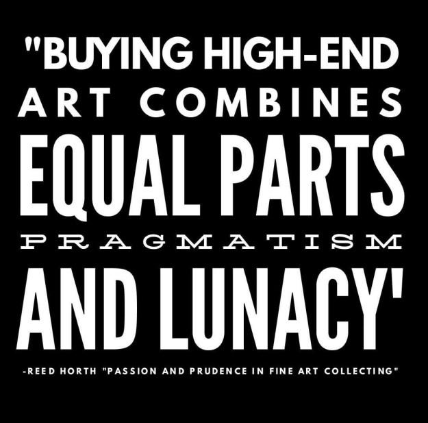 art dealer and advisor reed horth