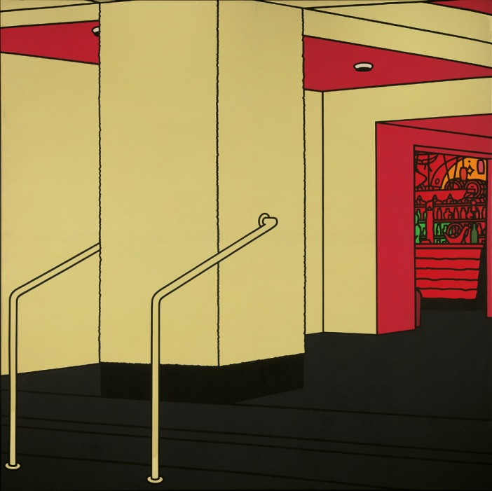 Patrick Caulfield, 