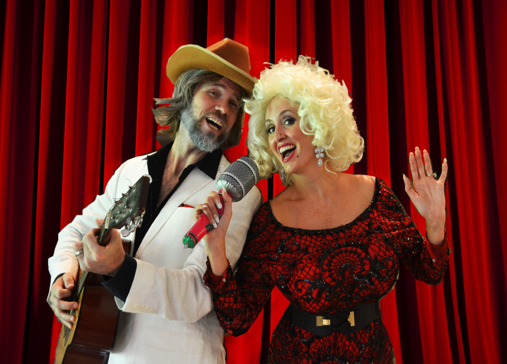 family halloween costume dolly parton kenny rogers  sc 1 st  ROBIN RILE FINE ART & Halloweek 2016: Family Halloween Costumes