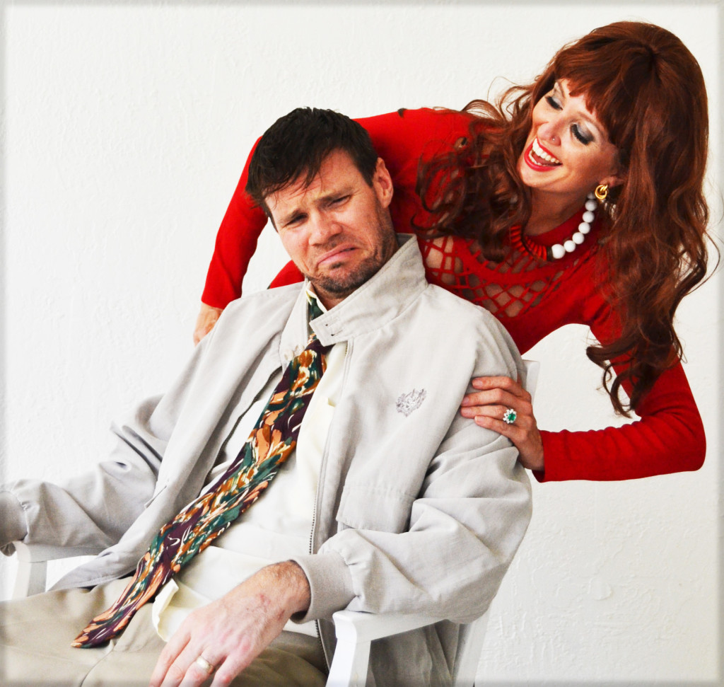 Family Halloween Costume Married with Children Al Bundy Peggy Bundy