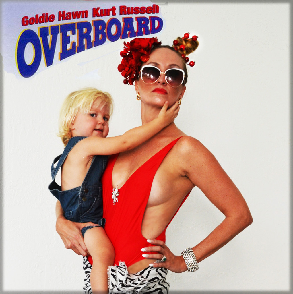Family Halloween Costume Overboard Goldie Hawn