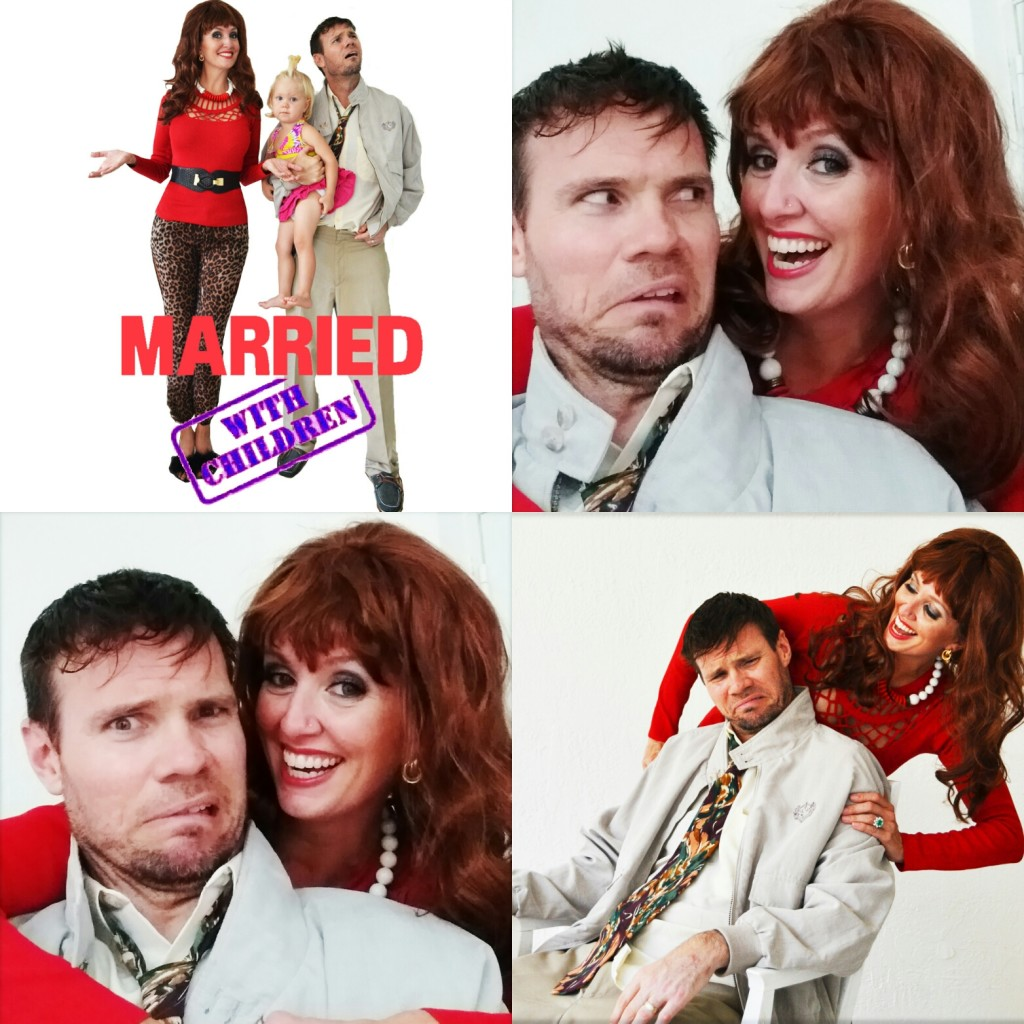 family halloween costume married with children al bundy peggy bundy costume