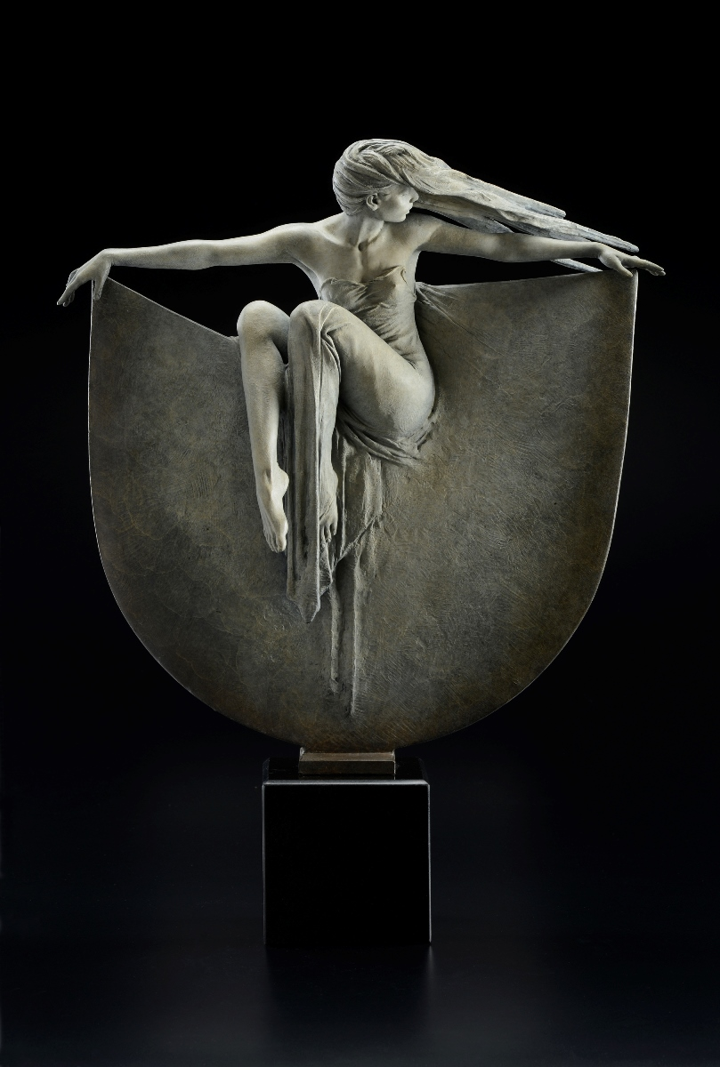 artist michael james talbot sculpture grace