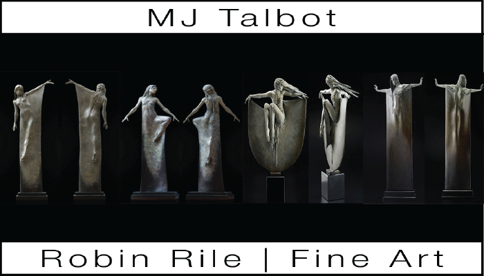 artist michael james talbot sculpture
