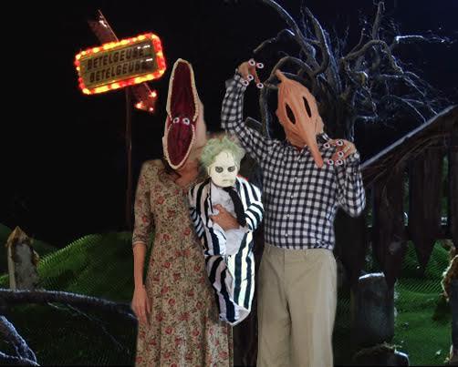 Happy Halloweek Family Halloween Costume Ideas