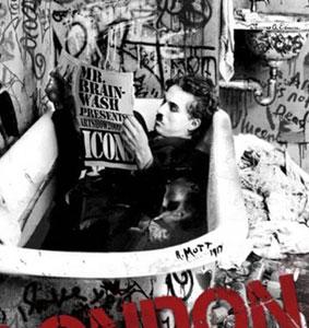 ICONS: Chaplin in the Bath