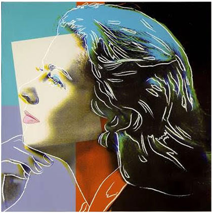 Herself, from: Ingrid Bergman