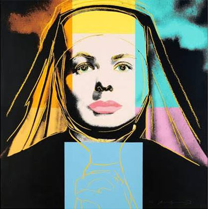 The Nun, from: Ingrid Bergman