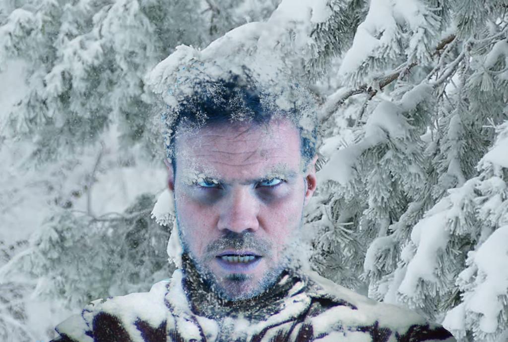 The Shining Costume Ideas- Jack Torrance (Jack Nicholson) Frozen