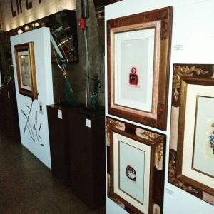 Salvador Dali Exhibition at CIBO South Beach for Art Basel Miami Beach 2017